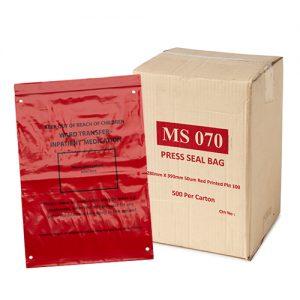 Inpatient Medicine Bags
