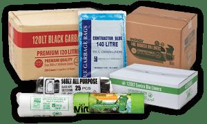 120-140 Litre Bag Range