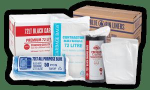 72-73 Litre Bag Range