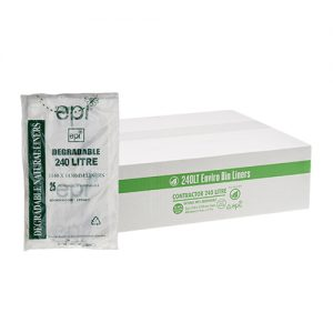 240L EPI Degradable Garbage Bags