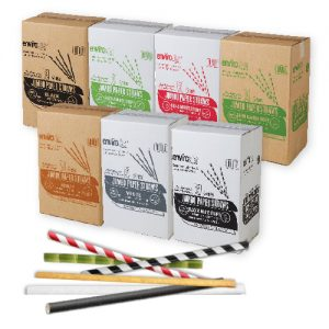 Jumbo Paper Straws 8mm