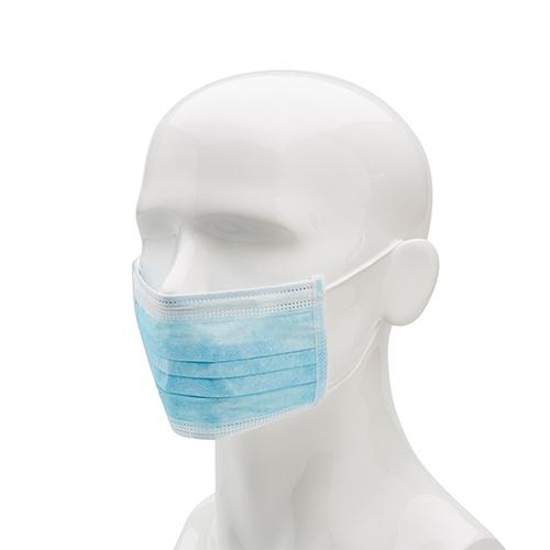 Blue Disposable Face Mask