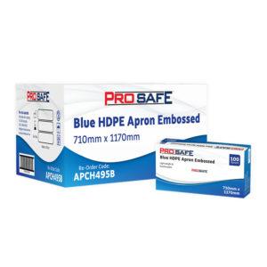 ProSafe HDPE Embossed Apron - APC495B