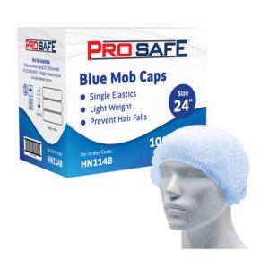"""ProSafe Blue Mob Cap 24"""" - HN114B"""