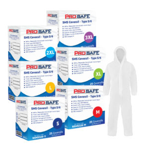 ProSafe SMS Coverall Type 5/6 - NSMS326